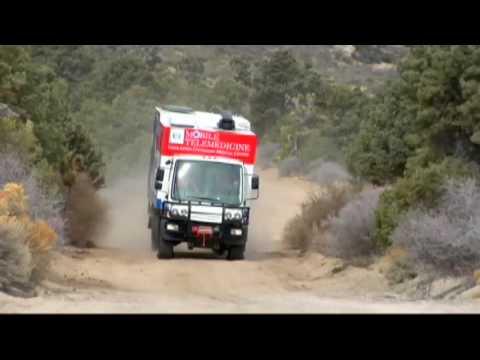 Mobile Telemedicine Vehicle