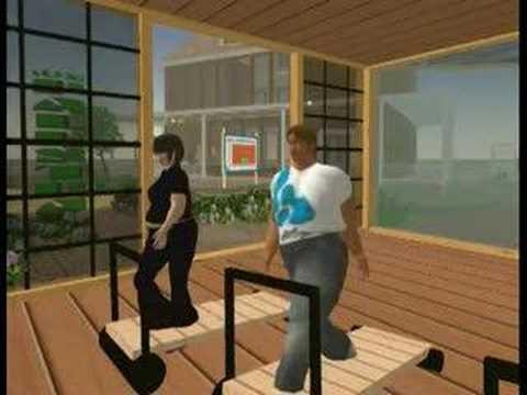 A Second Life 4 E-health
