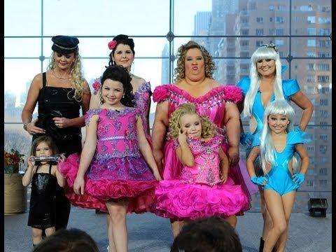 Pageant Moms Make Me Sick!!!