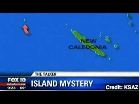 Researchers 'Undiscover' Pacific Island