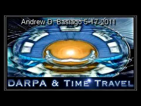 Darpa - Time Travel Andrew D. Basiago part 1