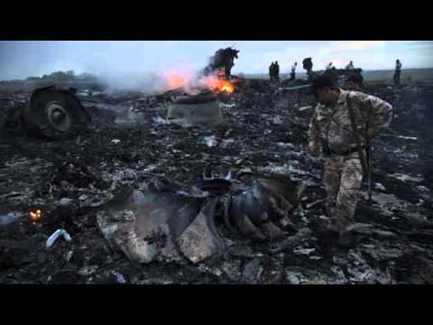 Malaysia Airlines MH-17 HOAX Crash Site Evidence Shows No GE90 Engine