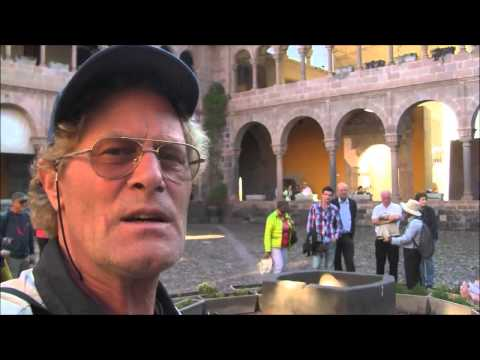 Evolution Is A Lie: Sonic Technology And Energy Fields in Prehistoric Cusco Temple