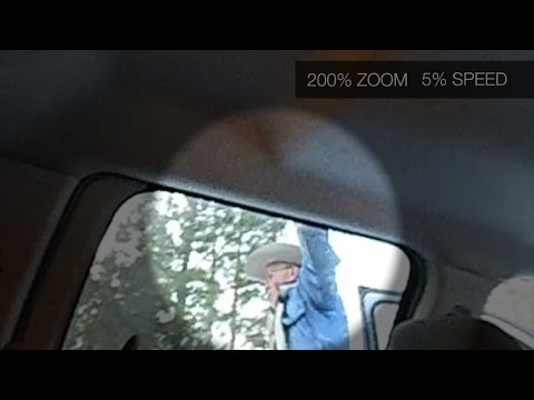 Slow-motion video of gunshot FBI allegedly lied about in LaVoy Finicum confrontation