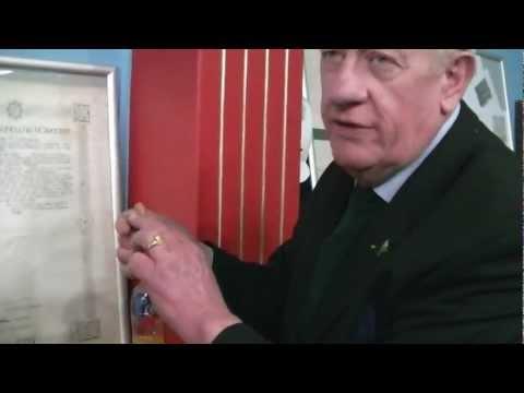 Irish History: Billy McGuire Speaking at the Teacher's Club Dublin Part 2 of 2