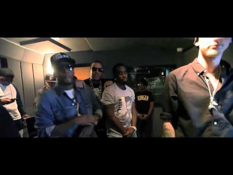French Montana - Ocho Cinco (Official Video) ft Diddy, Machine Gun Kelly, Red Cafe & King Los
