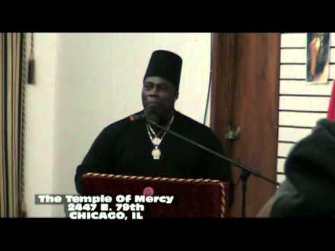 Kenu Bey, The Moorish Science Temple Of America
