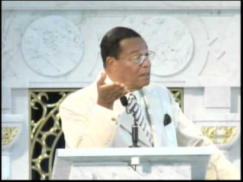 Brother Louis Farrakhan - DEATH Makes All MEN Equal !