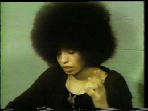 Angela Davis in California Prison, 1970