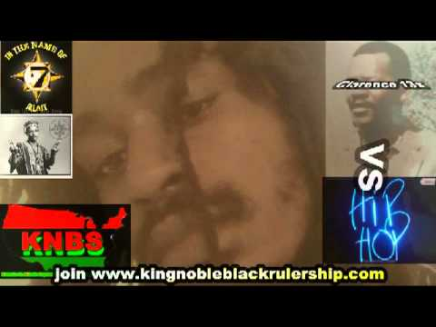 KNBS Exposes Hip Hop Vs THE Nation Of Gods And Earth (clarence 13x) (Father God ALLAH)