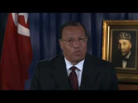 Farrakhan on Dave Chappelle & Hollywood Pushing Homosexuality