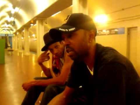 Underground Railroad Radio Promo-HoodX.com