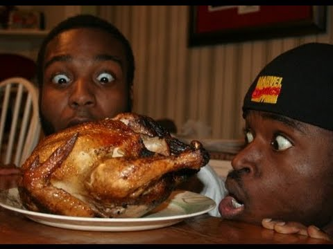 WHY CHICKEN IS MORE IMPORTANT THAN TRAYVON MARTIN