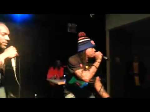 """Yungn Voorheez """"Real S#!t"""" Live Performance"""