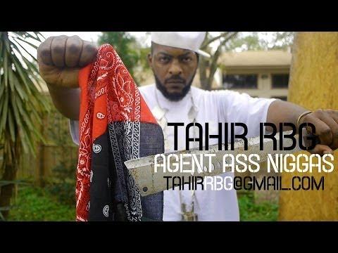 AGENT ASS NIGGAS PT 1 - TAHIR RBG [OFFICIAL VIDEO] Nicki Minaj/Cash Money Records DISS