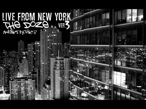 "(URR TV) ""Live From New York Ver. 3"" Aka ""The Doze "" AGENT#106NYC BeatTape"