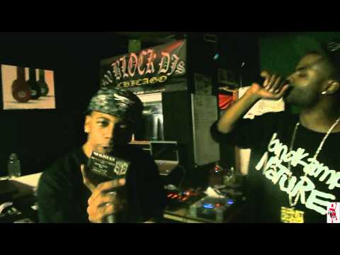 YaBoiRell Performance Vlog With E Jilla & Paris Beuller (Shot By Ditto)