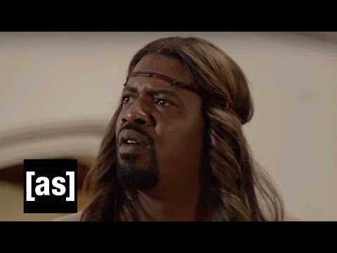 Jesus vs. Church of Compton | Black Jesus S2E2 | Adult Swim