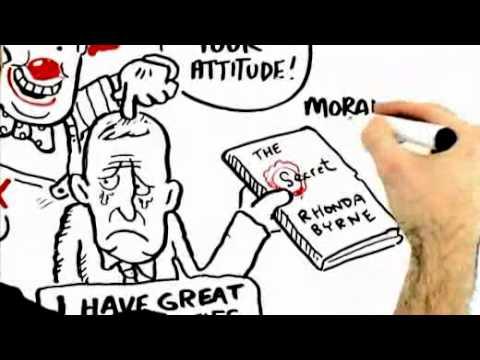 RSA Animate - Smile or Die