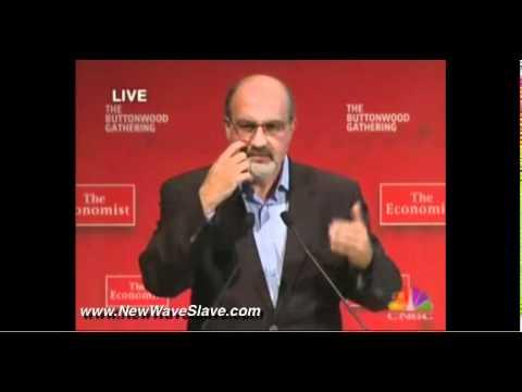 Nassim Taleb: Risk & Regulation - NewWaveSlave.com