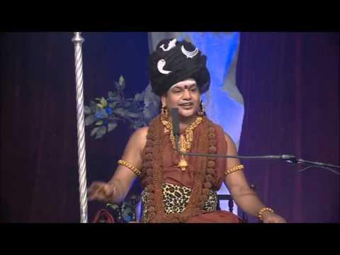 Shivaratri 2016 - Du bist deine Absicht (Rede und Einweihung)