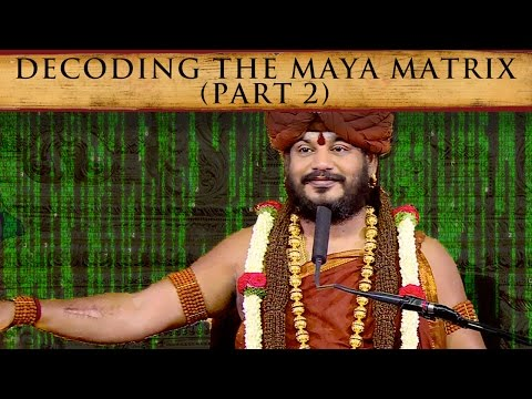 Webinar: Decoding the Maya Matrix with Paramahamsa Nithyananda