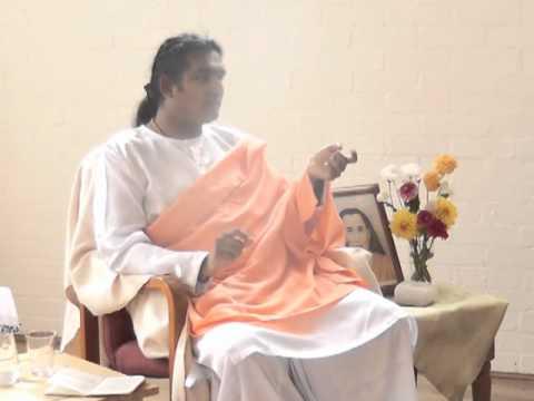 Sri Swami Vishwananda - MUDRA KURS