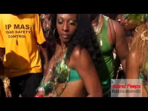 Trinidad Carnival 2011 - Swanky Tuesday (Tribe vs Island Ppl)
