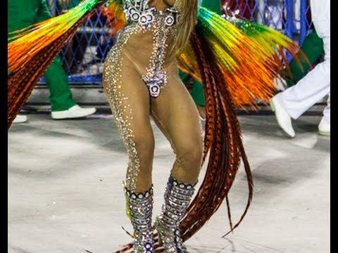 Carnaval no Rio 2014 Mocidade Sambodromo Sapucaí HD 1080p