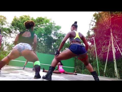 "Ziggy Rankin - Dip & Go Down Dey (Music Video) ""2017 Soca"" (Trinidad)"