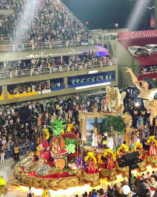 The Biggest Carnival in the World! Rio Carnival!