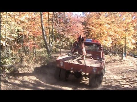 WISCONSIN FALL COLORS OFF-ROAD ADVENTURE by BSF  Recovery Team
