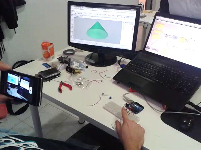 Teaching : Interactive Unit In Parametric Design Specialist Master