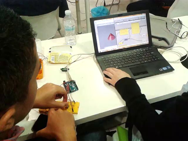 Teaching: Interactive Unit in Parametric Design Specialist Master