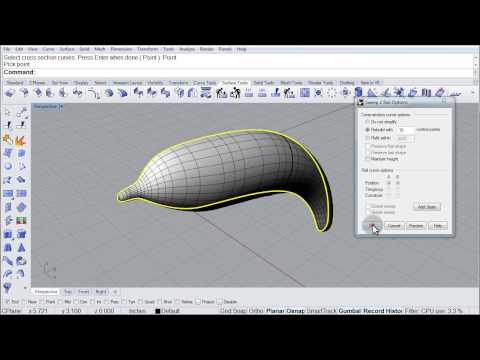 Symmetry command video tutorial