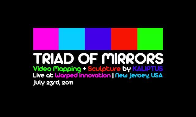 Triad of Mirrors