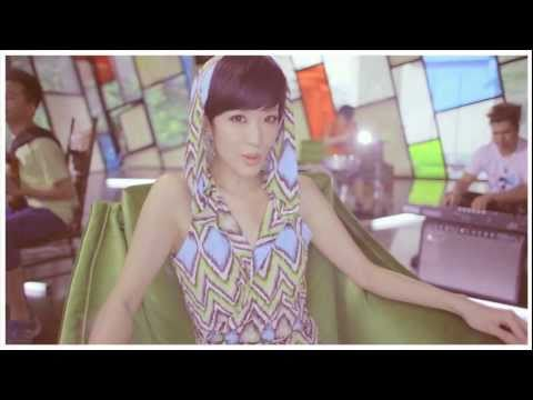 Sandee Chan music video for Double Gymnastics