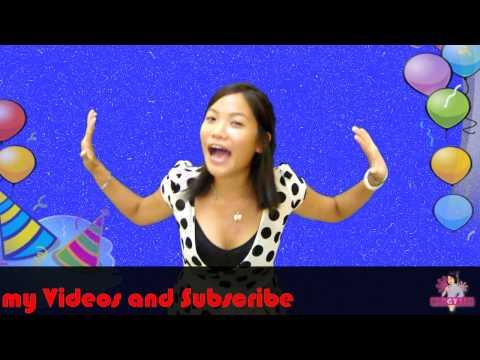 Happy Birthday in Chinese Video - Sing, wish - 200k views