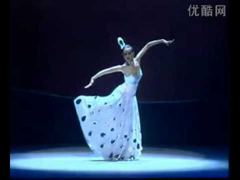 Chinese Peacock Dance Video