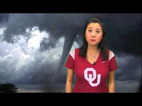 Learn Oklahoma in Mandarin Chinese : OKC Thunder Basketball, OU football, Tornadoes, etc.