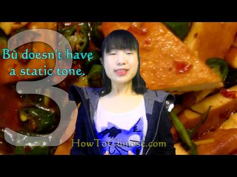 Video Lesson Common Foods in Mandarin Chinese