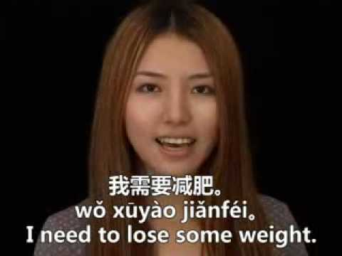 How to say someone is Fat or Thin in Chinese
