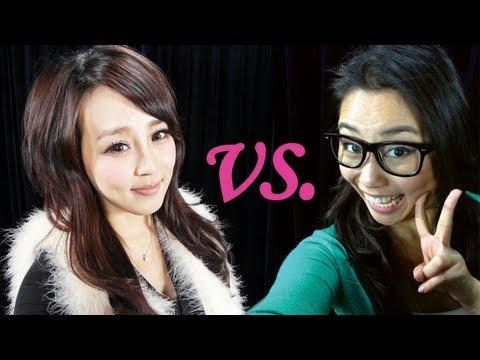The Ideal Chinese Girl - Baifumei vs. Diaosi (ft. CiCi Li)