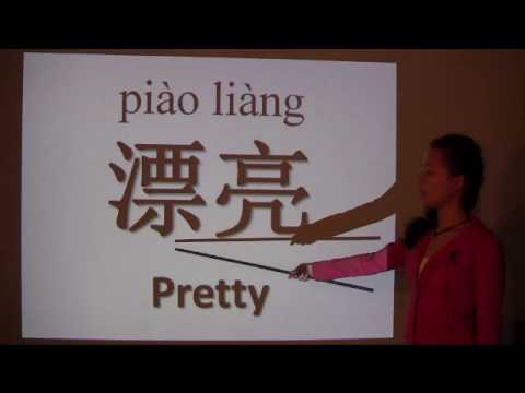How to describe people in Chinese - Video Lesson