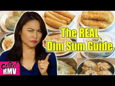 The REAL Dim Sum Guide - Off The Great Wall