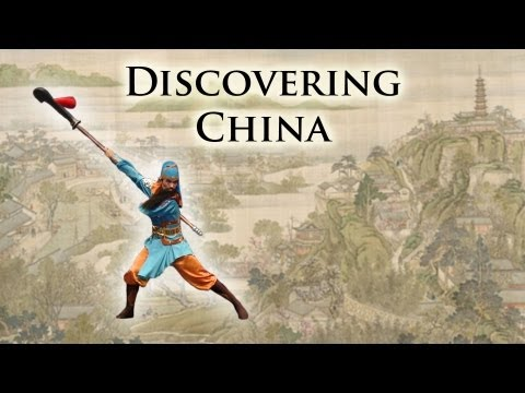 Discovering China - Warrior Guan Yu, The Sui Dynasty and Shen Yun -- Host Ben Hedges