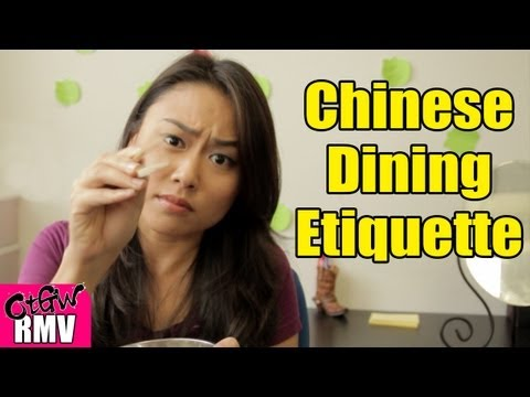 Chinese Dining Etiquette - Off The Great Wall