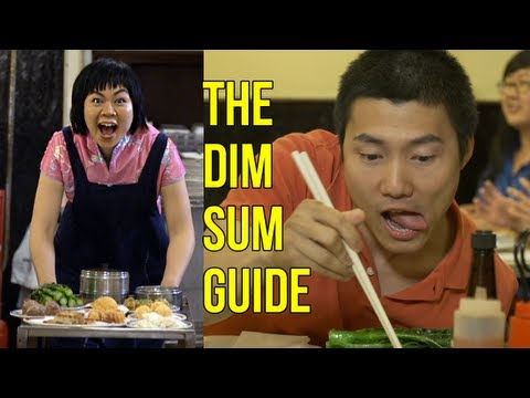 The Dim Sum Guide -- Off The Great Wall