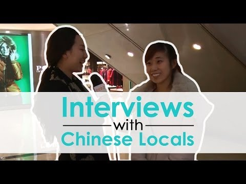 Chinese on the Street Lesson 3 - What's Your Name?
