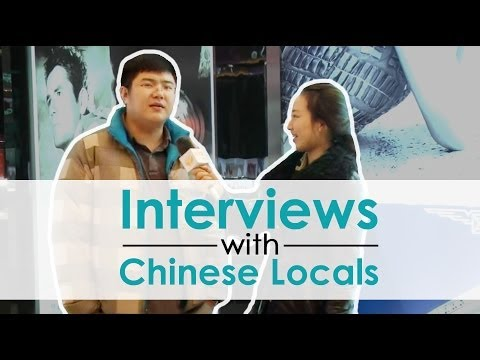 Chinese on the Street - Why do foreigners learn Chinese?